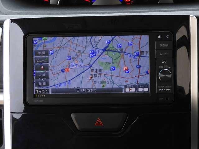 カスタムRS トップエディションSAII ナビ リアカメラ 両側電動スライドドア ドラレコ LEDライト オートライト 無料1年保証付き アルミホイール CTBA VSA オートエアコン(3枚目)