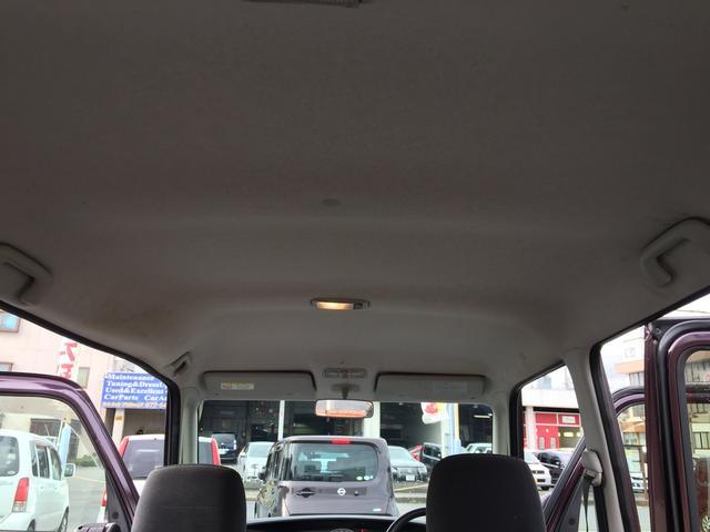 禁煙車なので車内にタバコの嫌な臭いや汚れがありません☆