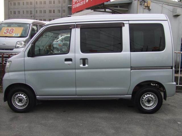 「ダイハツ」「ハイゼットカーゴ」「軽自動車」「大阪府」の中古車4