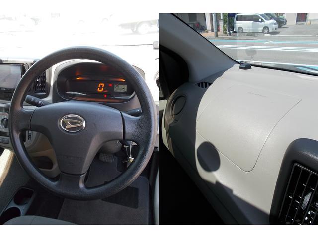 助手席にもしっかりエアバックも付いてますので大切な方とのドライブも安心です♪