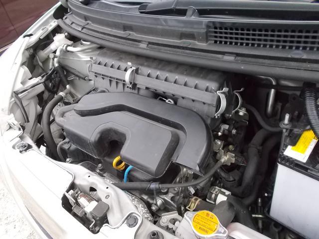 タイミングチェーン式 KFエンジンです!