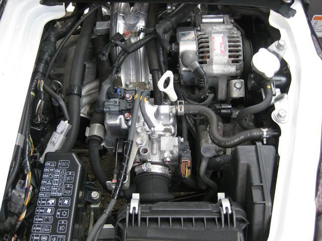 DX2シーター ハイルーフ車 タイベル交換済み ETC付き(18枚目)