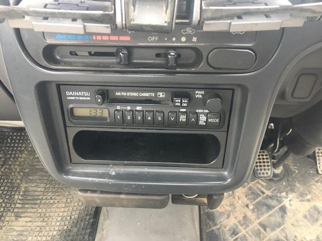 ダイハツ ハイゼットトラック クライマー 4WD 三方開