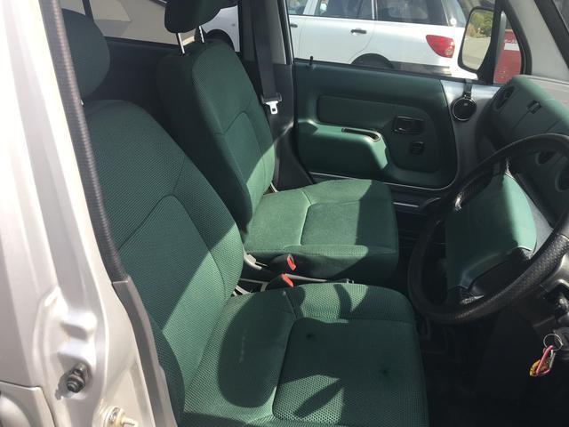 ターボG 4WD タイミングベルト交換済 社外アルミホイール(8枚目)