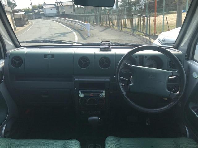 ターボG 4WD タイミングベルト交換済 社外アルミホイール(17枚目)
