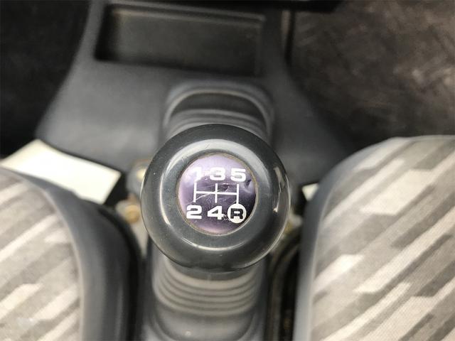 エアコン・パワステ スペシャル 4WD 5速ミッション(14枚目)
