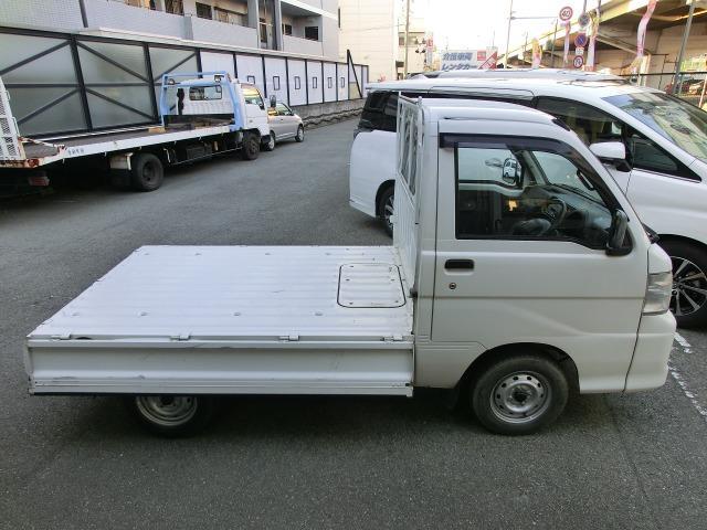 ダイハツ ハイゼットトラック スペシャル 3方開