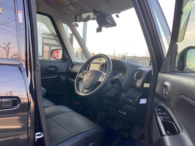 ハイウェイスター Xターボ レザーシートカバー 新車保証継承 1オーナー 禁煙車 ナビ・ルームミラー360°カメラ表示 左電動スライドドア ドラレコ Bluetooth テレビ CD ETC ブレーキサポート 14インチアルミ(4枚目)