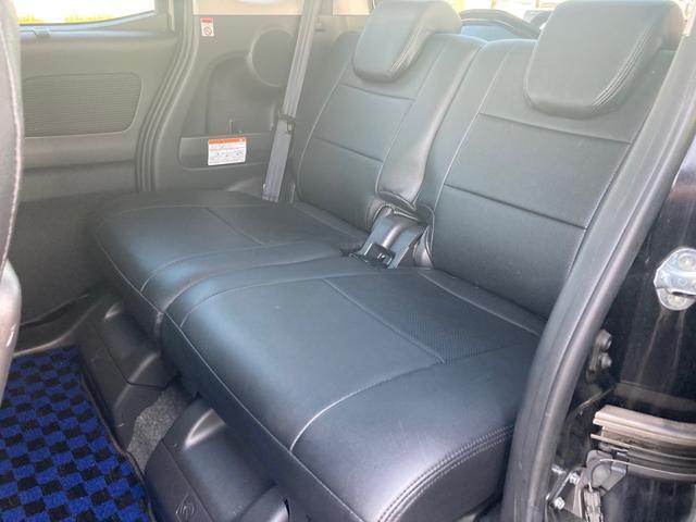 ハイウェイスター Xターボ レザーシートカバー 新車保証継承 1オーナー 禁煙車 ナビ・ルームミラー360°カメラ表示 左電動スライドドア ドラレコ Bluetooth テレビ CD ETC ブレーキサポート 14インチアルミ(32枚目)