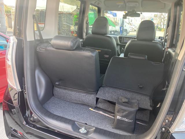 ハイウェイスター Xターボ レザーシートカバー 新車保証継承 1オーナー 禁煙車 ナビ・ルームミラー360°カメラ表示 左電動スライドドア ドラレコ Bluetooth テレビ CD ETC ブレーキサポート 14インチアルミ(35枚目)