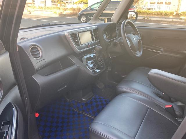 ハイウェイスター Xターボ レザーシートカバー 新車保証継承 1オーナー 禁煙車 ナビ・ルームミラー360°カメラ表示 左電動スライドドア ドラレコ Bluetooth テレビ CD ETC ブレーキサポート 14インチアルミ(37枚目)