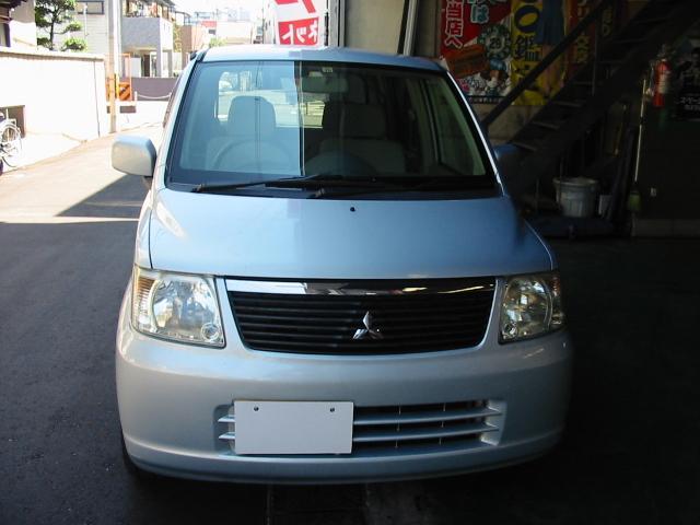三菱 eKワゴン M キーレス 電動格納ミラー