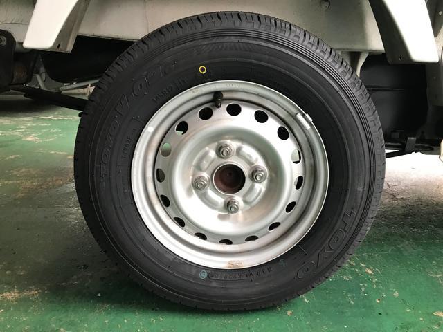 タイヤも交換済です!