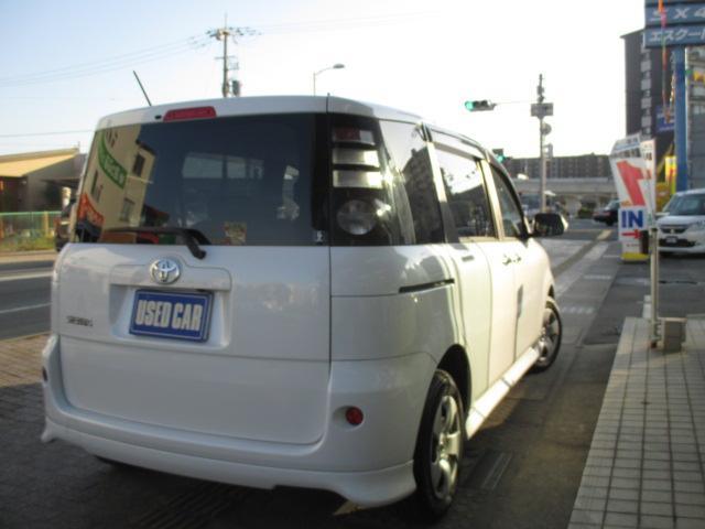 トヨタ シエンタ X Sエディション 両側電動スライド HID