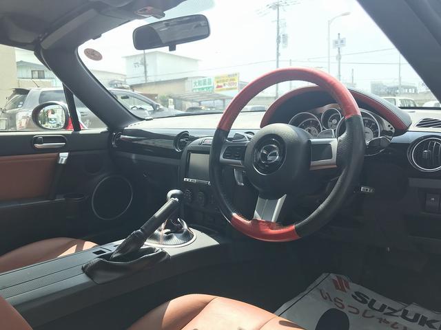 「マツダ」「ロードスター」「オープンカー」「兵庫県」の中古車7