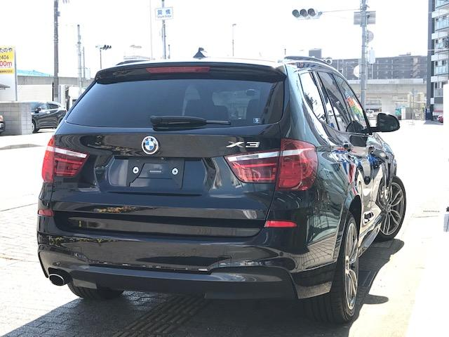 「BMW」「X3」「SUV・クロカン」「兵庫県」の中古車5