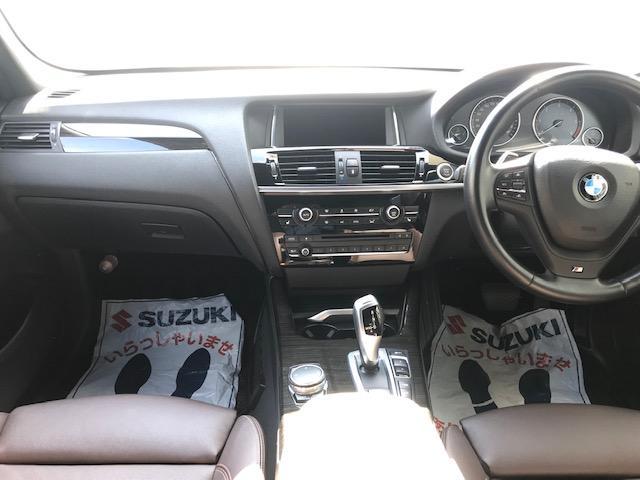 「BMW」「X3」「SUV・クロカン」「兵庫県」の中古車6