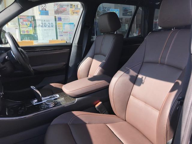 「BMW」「X3」「SUV・クロカン」「兵庫県」の中古車19