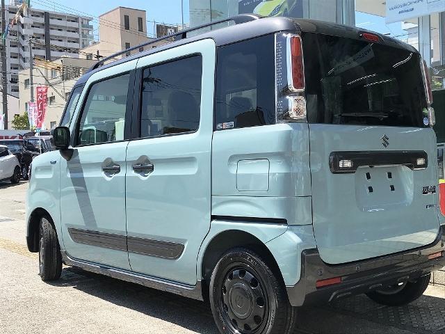 「スズキ」「スペーシアギア」「コンパクトカー」「兵庫県」の中古車4