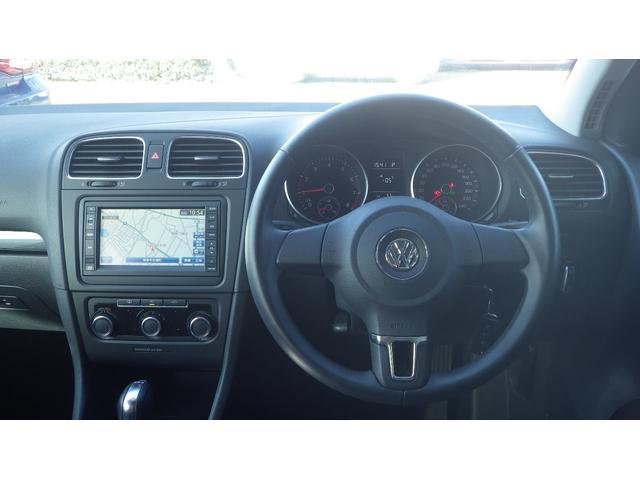 フォルクスワーゲン VW ゴルフ VW ゴルフ TSIトレンドライン ナビテレビ ETC
