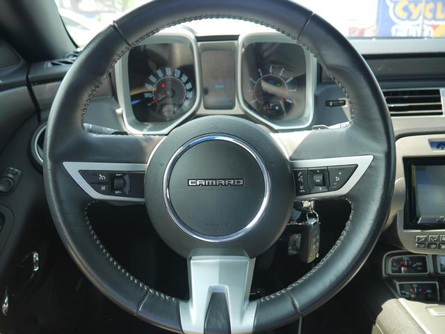 シボレー シボレー カマロ LT RS  エアサス公認 22AW マフラー 正規D車