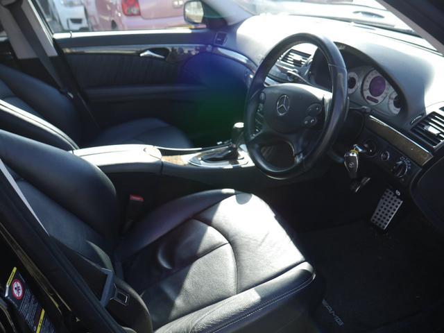メルセデス・ベンツ M・ベンツ E350 アバンギャルドS 後期型 AMG E63仕様 D車