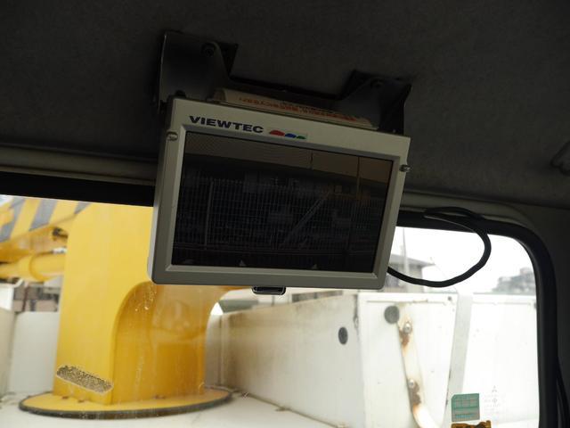 高所作業車 4WD Bカメラ 上物 AICHI 作業高さ8m(12枚目)