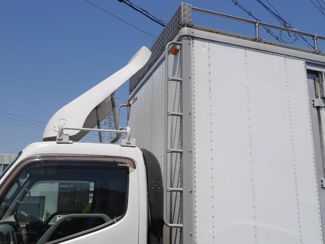 パネルバン 垂直パワーゲート 風防 ワイド 積載2500kg(17枚目)