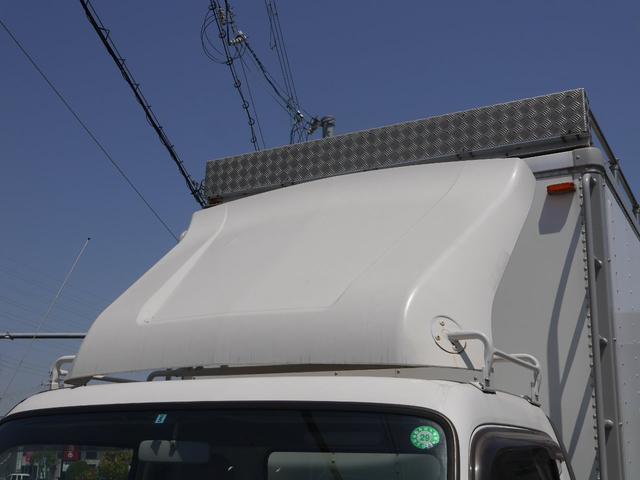 パネルバン 垂直パワーゲート 風防 ワイド 積載2500kg(19枚目)