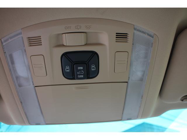 240X ツインサンルーフ 18インチホイル 両側自動ドア ABS スマキー サンルーフ ETC 盗難防止システム キーレス(39枚目)