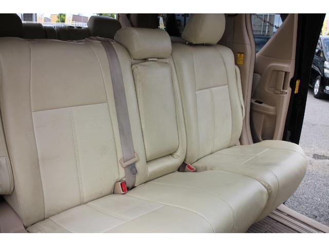 240X ツインサンルーフ 18インチホイル 両側自動ドア ABS スマキー サンルーフ ETC 盗難防止システム キーレス(45枚目)
