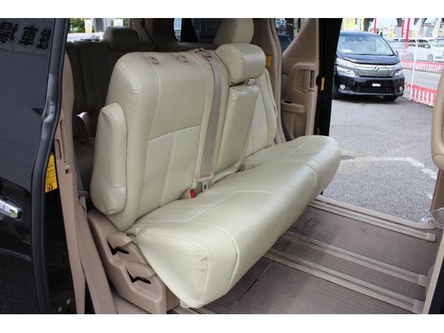 240X ツインサンルーフ 18インチホイル 両側自動ドア ABS スマキー サンルーフ ETC 盗難防止システム キーレス(47枚目)