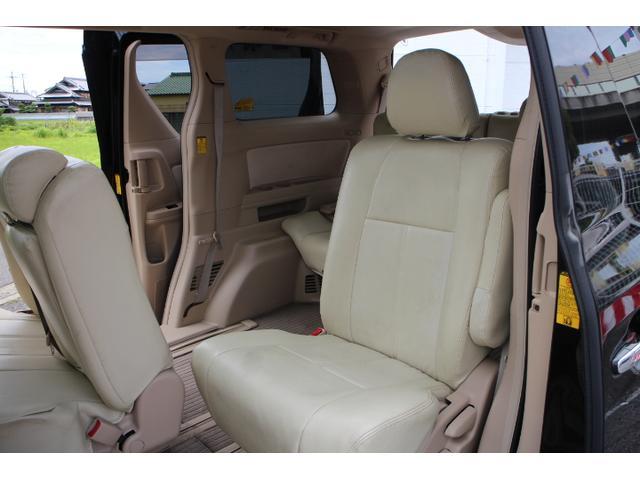 240X ツインサンルーフ 18インチホイル 両側自動ドア ABS スマキー サンルーフ ETC 盗難防止システム キーレス(49枚目)