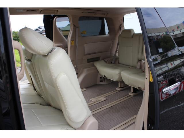 240X ツインサンルーフ 18インチホイル 両側自動ドア ABS スマキー サンルーフ ETC 盗難防止システム キーレス(51枚目)