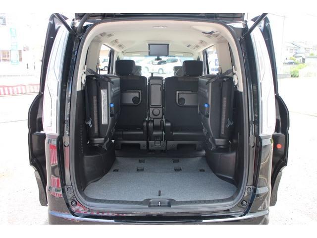 ハイウェイスター Vセレクション+セーフティII アラウンドビューモニター 両側自動ドア フルセグ純正9インチナビ 後席TVモニター アイドリングストップ 16インチホイル(55枚目)