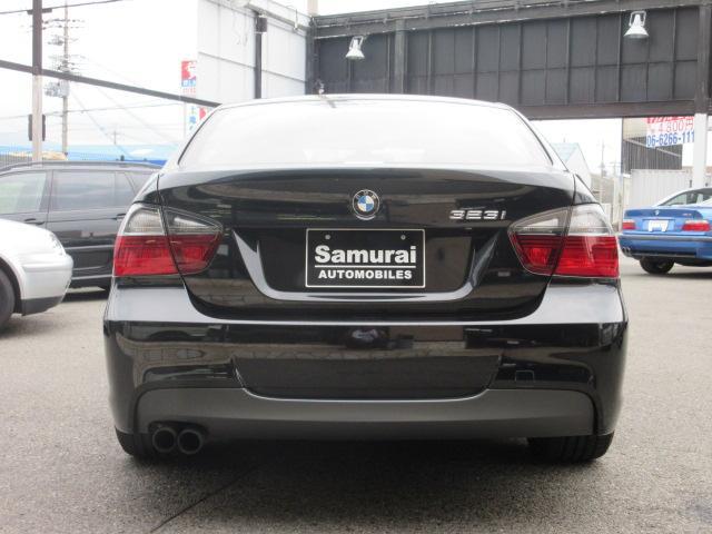 BMW BMW 323i Mスポーツパッケージ HDDナビ 直6エンジン