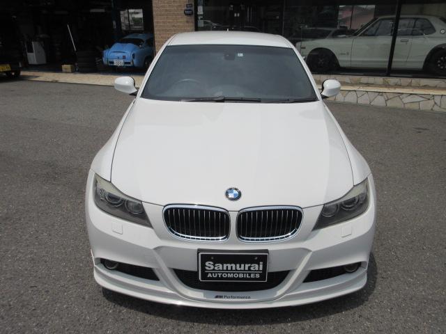 BMW BMW 325i Mスポーツ iDriveナビ OP18インチアルミ