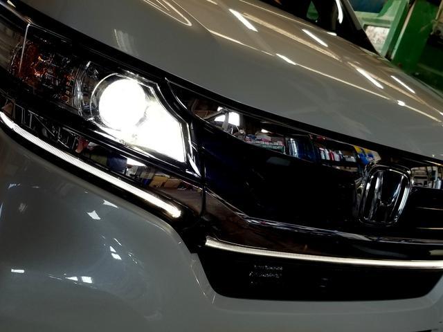G ワンオーナー Hondaスマートキーシステム ディスチャージヘッドライト LEDフォグライト フロントスタビライザー 14インチアルミホイール(33枚目)