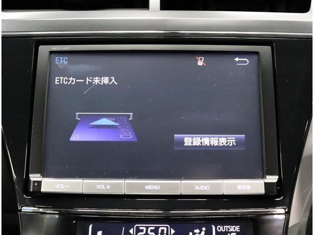 S Tコネクトナビ フルセグ DVD再生 後席モニター バックカメラ ETC LEDヘッドランプ(8枚目)