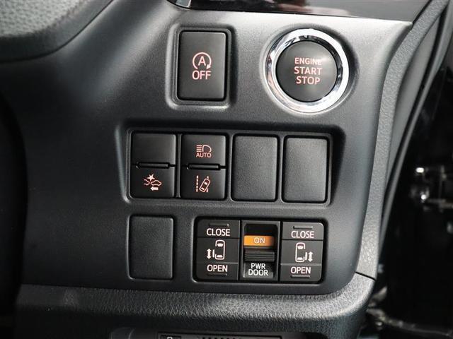 Gi ブラックテーラード フルセグ DVD再生 後席モニター バックカメラ 衝突被害軽減システム ETC 両側電動スライド LEDヘッドランプ 7人 アイドリングストップ シートヒ-タ- スマ-トキ- 9インチTコネクトナビ(7枚目)