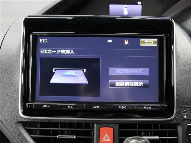 Gi ブラックテーラード フルセグ DVD再生 後席モニター バックカメラ 衝突被害軽減システム ETC 両側電動スライド LEDヘッドランプ 7人 アイドリングストップ シートヒ-タ- スマ-トキ- 9インチTコネクトナビ(10枚目)