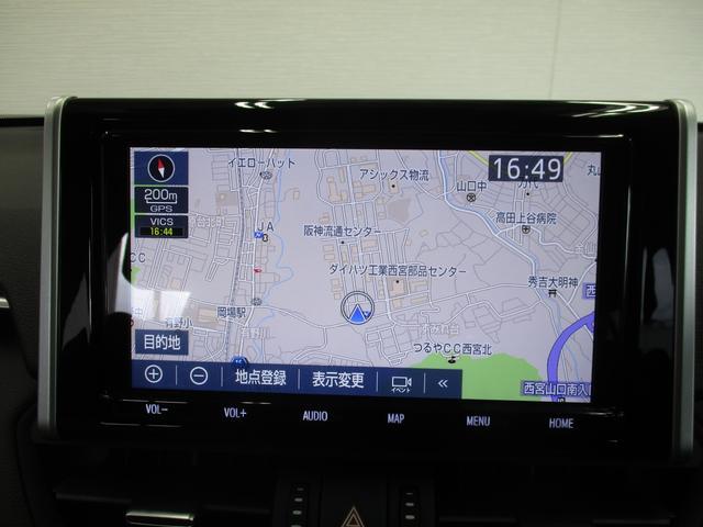 人気のトヨタ純正SDナビ!!DVDビデオの再生機能・フルセグTV対応でとっても扱いやすいです!!