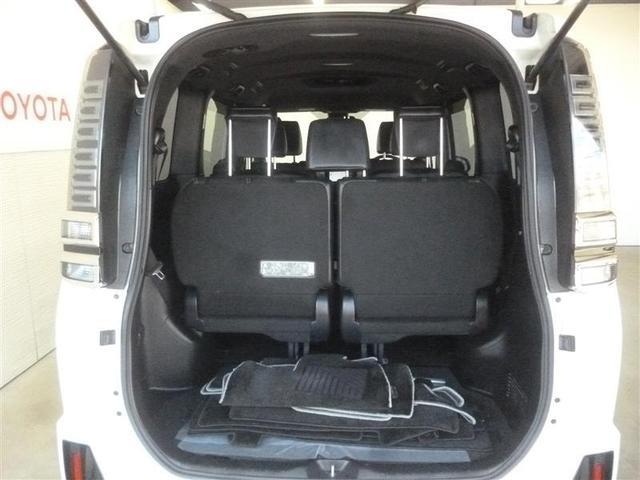 ZS GRスポーツ ワンセグ メモリーナビ ミュージックプレイヤー接続可 バックカメラ 衝突被害軽減システム ETC 電動スライドドア LEDヘッドランプ ウオークスルー 乗車定員7人 3列シート アイドリングストップ(6枚目)