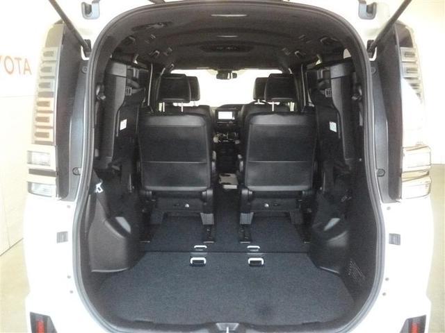 ZS GRスポーツ ワンセグ メモリーナビ ミュージックプレイヤー接続可 バックカメラ 衝突被害軽減システム ETC 電動スライドドア LEDヘッドランプ ウオークスルー 乗車定員7人 3列シート アイドリングストップ(7枚目)
