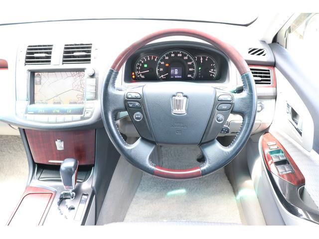 ロイヤルサルーン ナビパッケージ BLITZ車高調 ブレスト20AW スマートキー HDDナビフルセグBカメラ(36枚目)