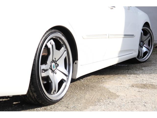 ロイヤルサルーン ナビパッケージ BLITZ車高調 ブレスト20AW スマートキー HDDナビフルセグBカメラ(49枚目)