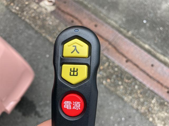G・Lパッケージ 車椅子仕様車 G Lパッケージ Pスタ-ト 左パワースライドドア 横滑り防止 ナビ TV Bモニタ- TC 電動ウインチ リモコン(33枚目)