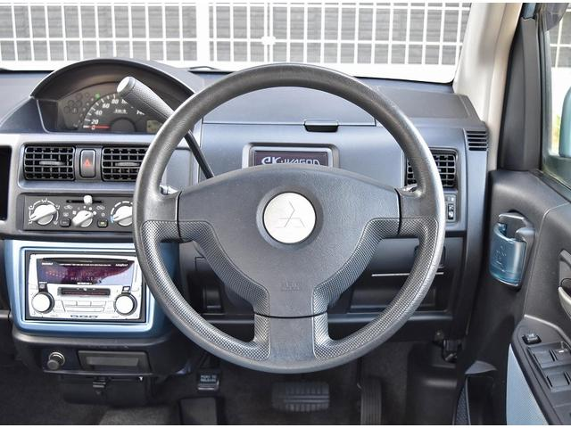 三菱 eKワゴン M CD 電格ミラー ドアバイザー キーレス