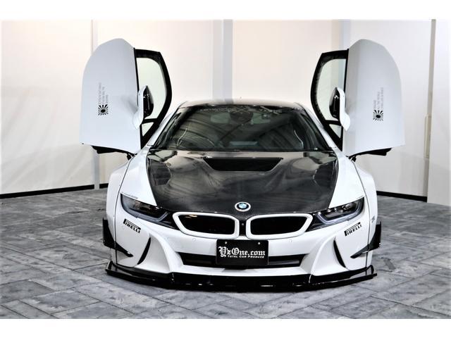 「BMW」「BMW i8」「クーペ」「兵庫県」の中古車2