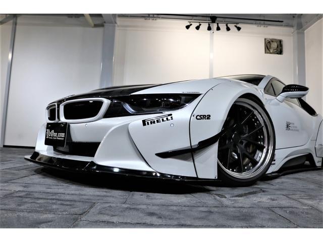 「BMW」「BMW i8」「クーペ」「兵庫県」の中古車7
